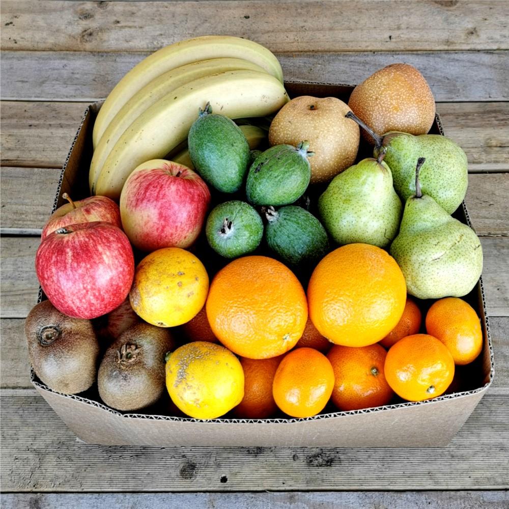 mini fruit fresh box