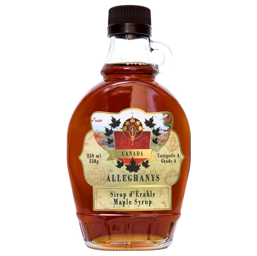 Alleghanys, Maple Syrup