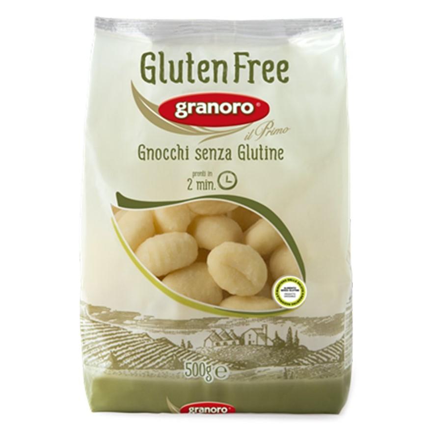 Granoro, Gluten Free, Gnocchi