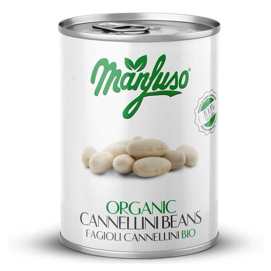 Manfuso, Cannellini Beans