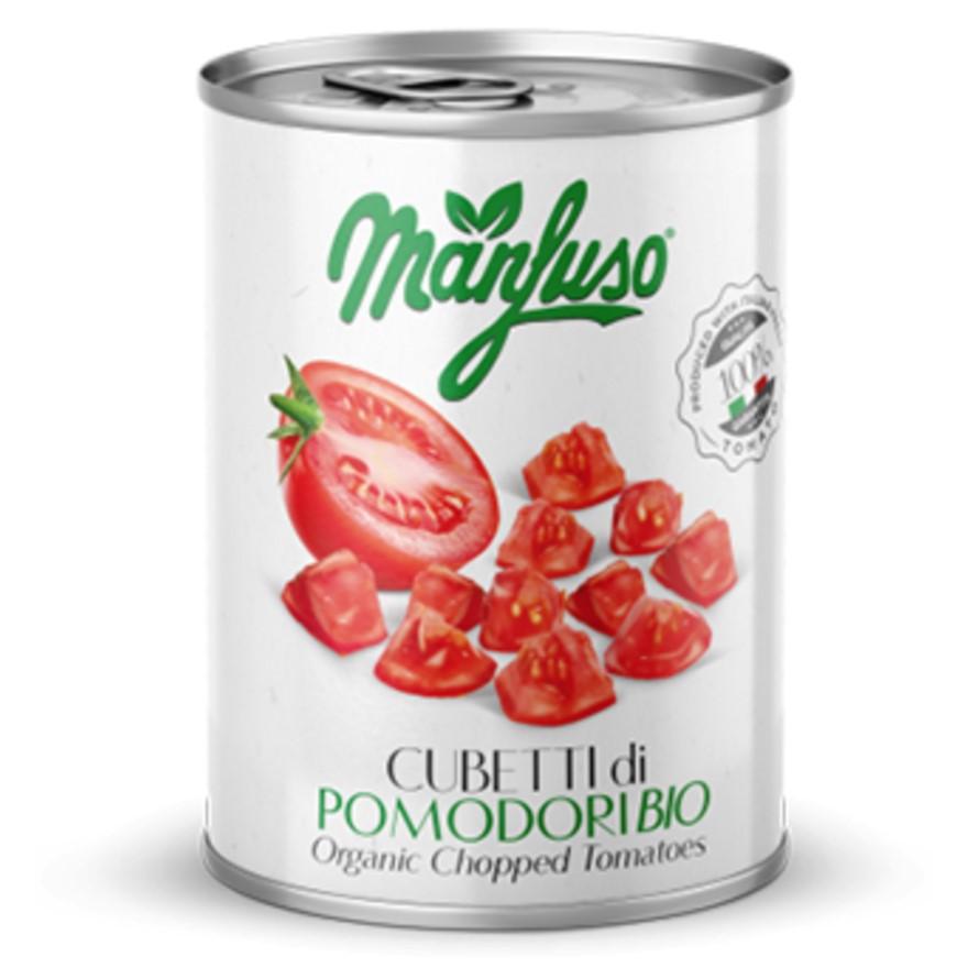 Manfuso, Tomatoes, Chopped