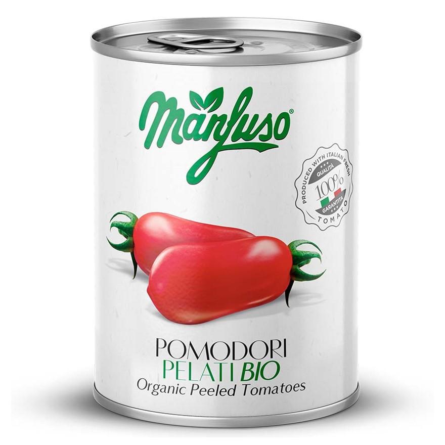 Manfuso, Tomatoes, Whole Peeled