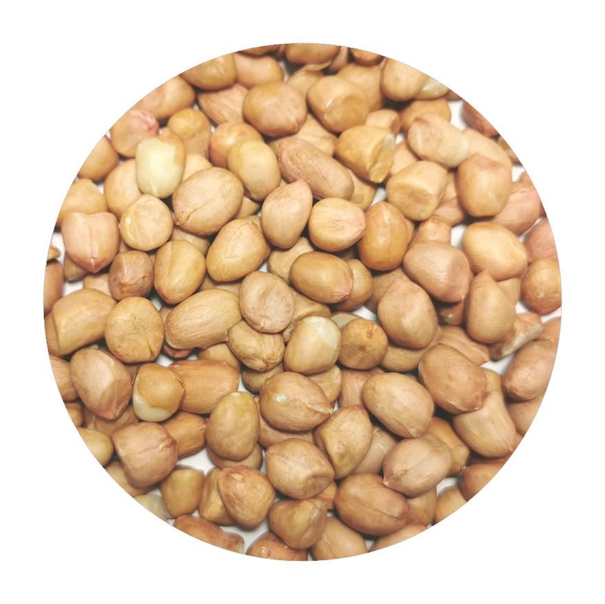 peanuts natural raw